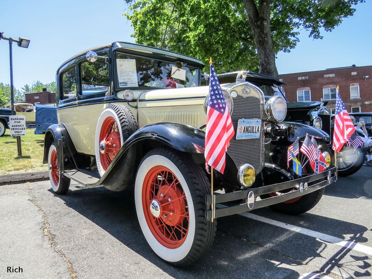 1931 Ford 2d
