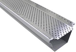 Shur Flo Gutter Guard Gutter Protection Redefined Ducha Exterior Desagues Canales De Agua