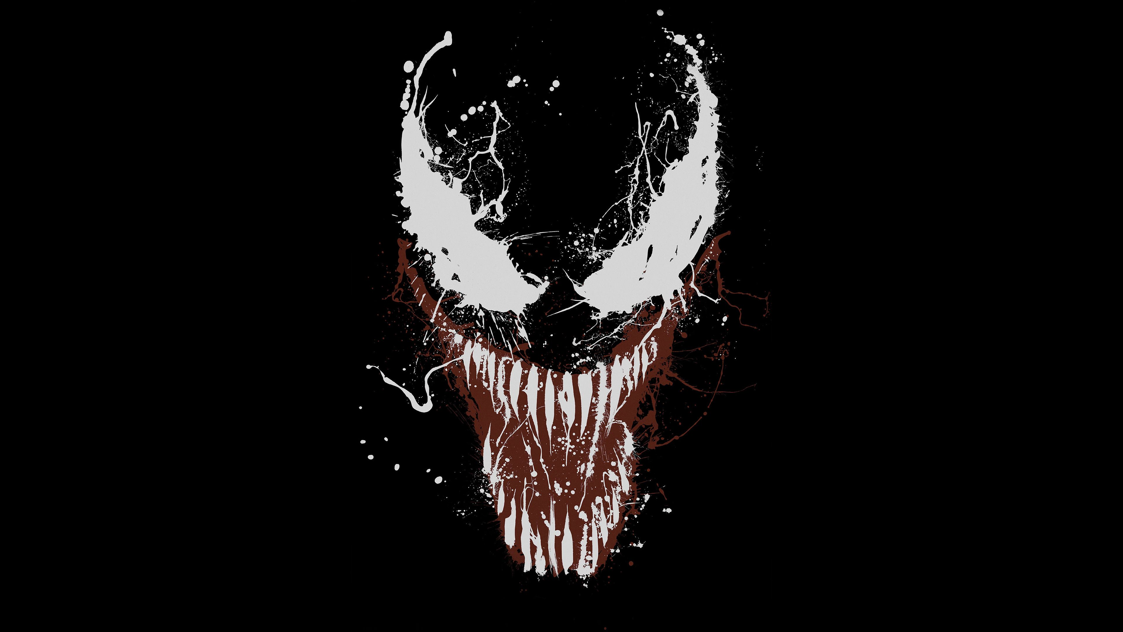Wallpaper 4k Venom Movie Poster 2018 2018 Movies Wallpapers 4k