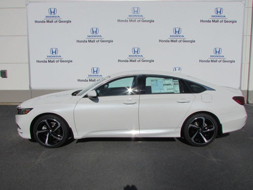Honda Accord 2019 Sedan (Dengan gambar) Sedan sport