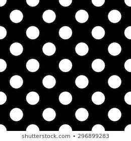 Seamless Background With Big Polka Dot Pattern Polka Dot Fabric Retro Vector Background Or Pattern Casual Styli Pattern Images Retro Vector Polka Dot Fabric