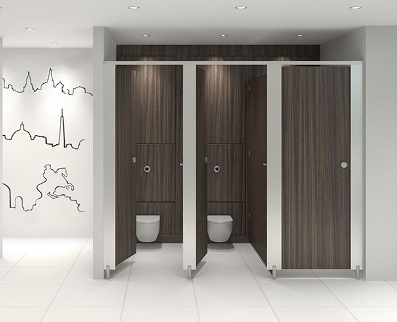 Oak Toilet Cubicle Google Search Toilet Cubicle