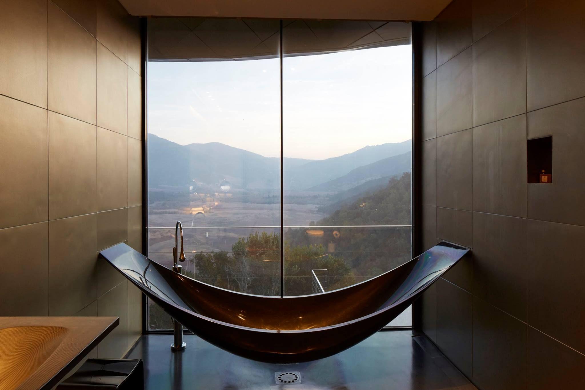 Salle De Bain De Luxe En Pierre ~ 10 salles de bains d h tel avec vue et d co de r ve qui vont vous