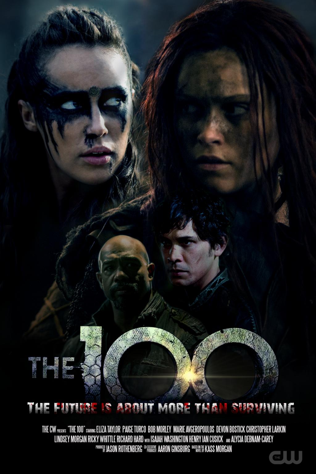 The 100 Season 3 Subtitle Indonesia Les 100, The 100