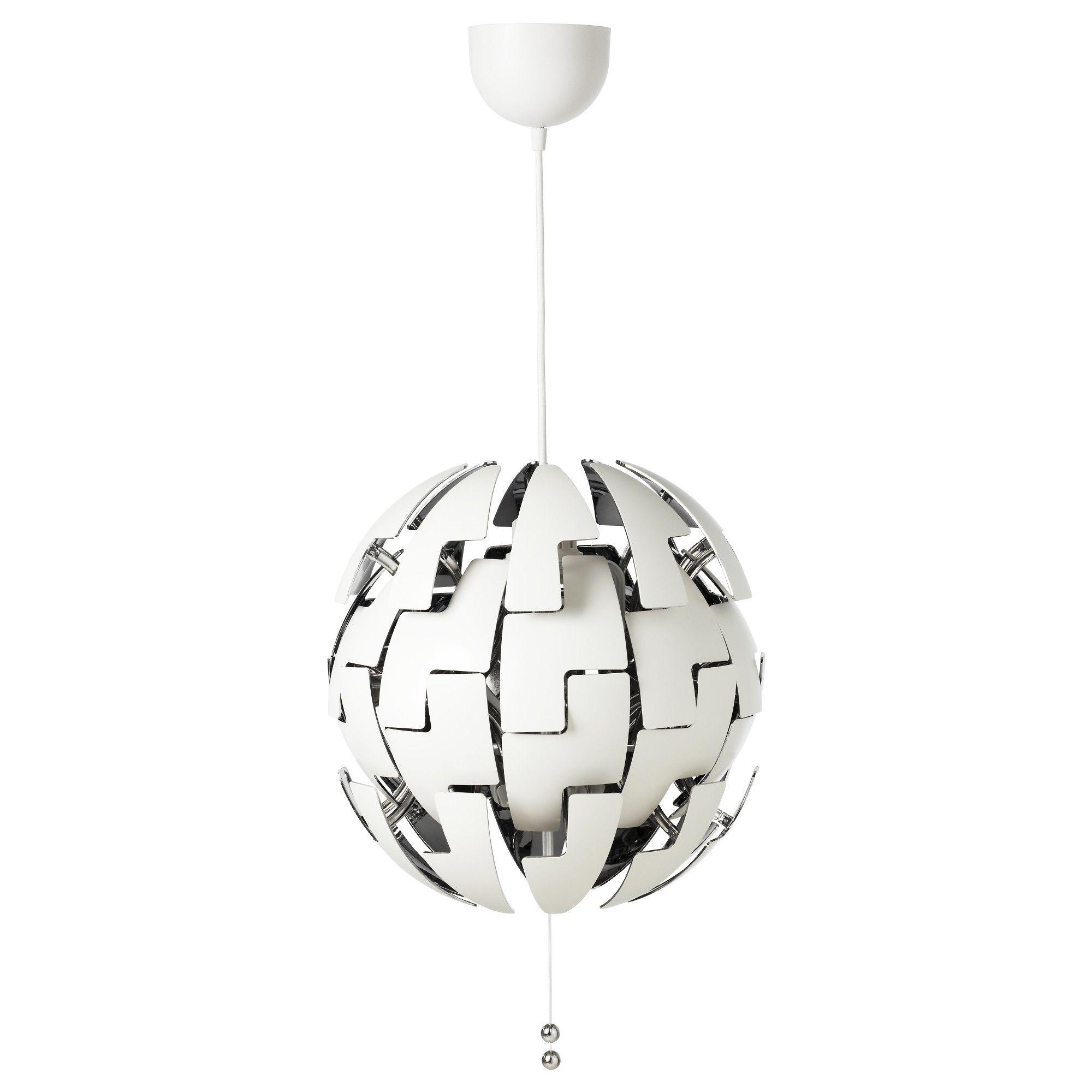 ikea lighting catalogue. IKEA - PS 2014, Pendant Lamp, White/silver Color, , You Can Easily Switch\u2026 Ikea Lighting Catalogue