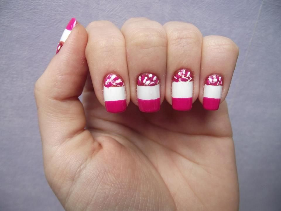 Fab Lolly nails