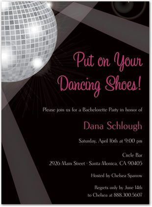 Pin by ann vanella on party ideas pinterest disco party party music sweet sixteen invitationsparty stopboris Gallery