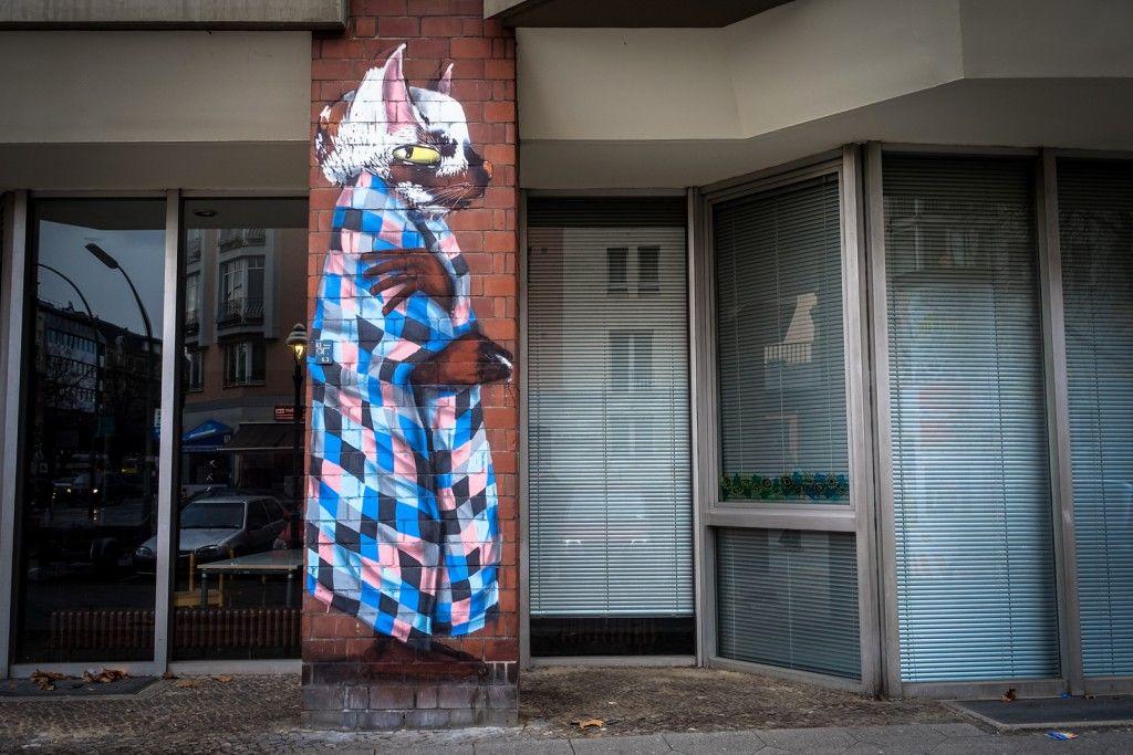 urban art - thiago goms - berlin, bülowstrasse