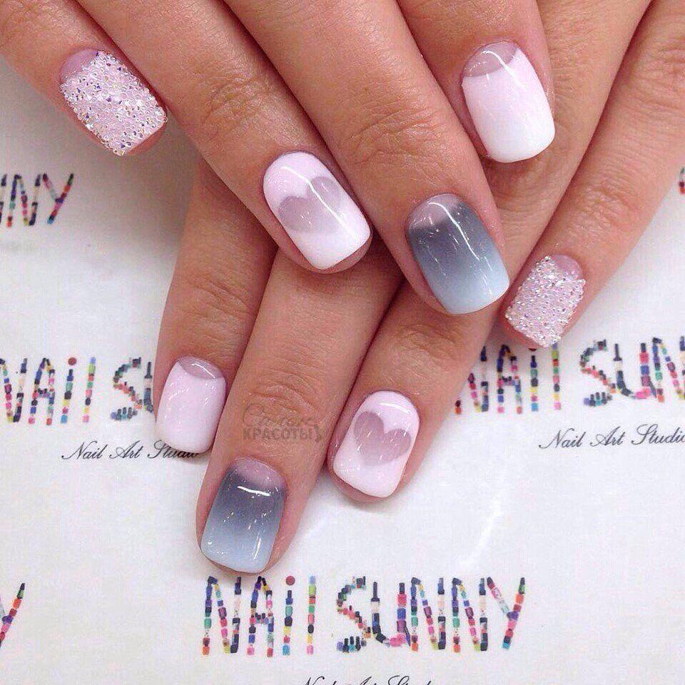 Pin von Rimma Nurgaleeva auf Nails Design | Pinterest