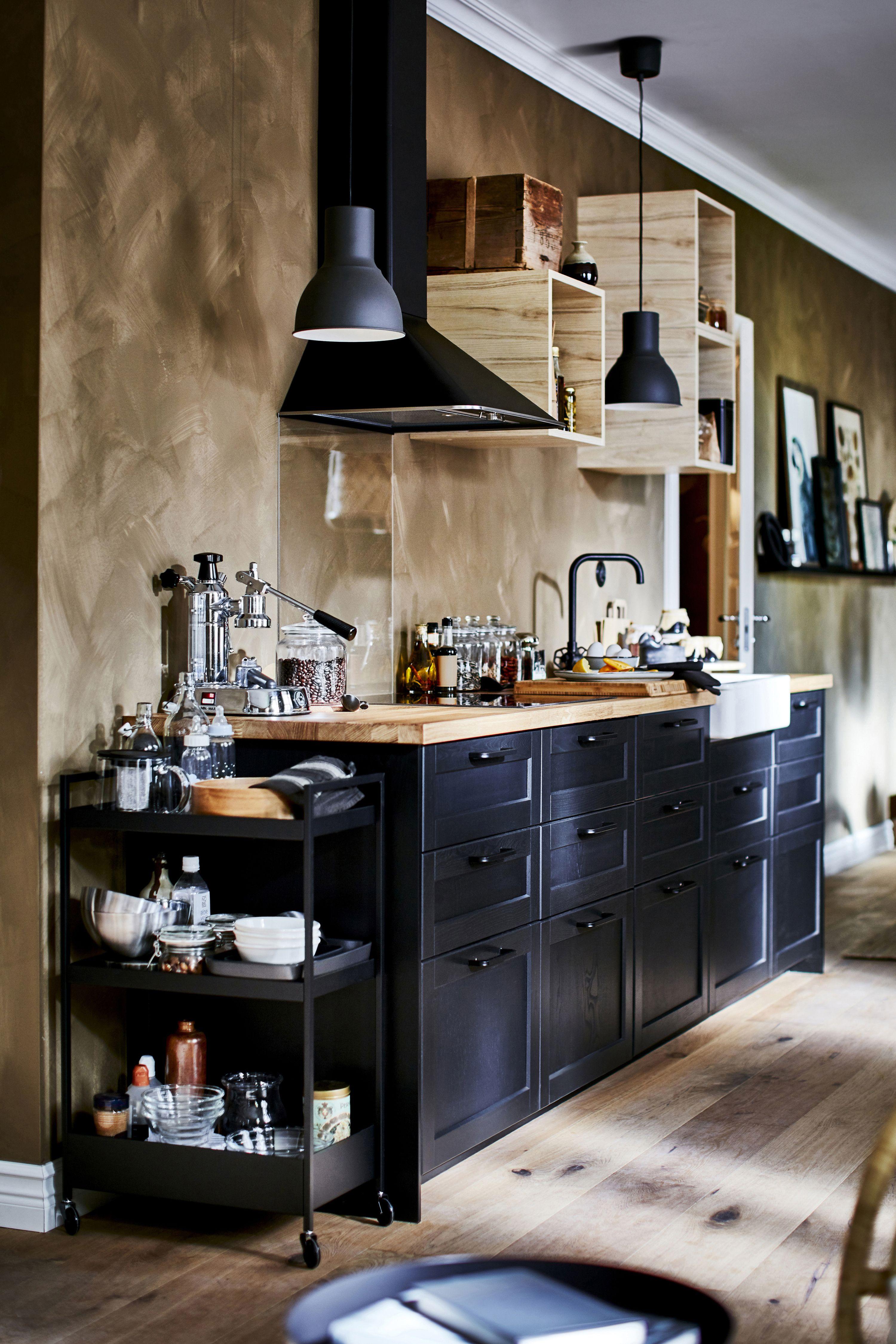 TUTEMO Regal, Esche, 12x12x12 cm   IKEA Deutschland   Deco cuisine ...