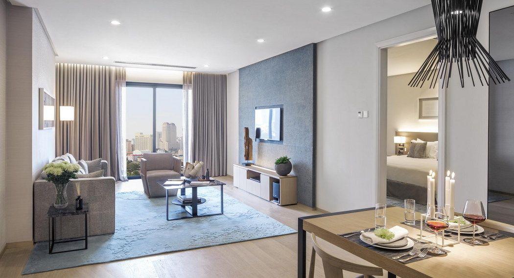 living room design kuala lumpur  Family Room Kuala Lumpur Fraser Residence Kuala Lumpur Living Room 3 ...