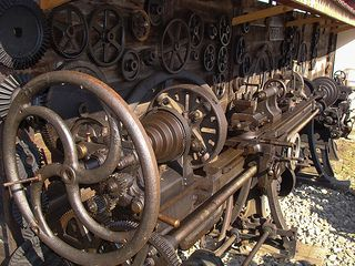 Machinery | Flickr - Photo Sharing!