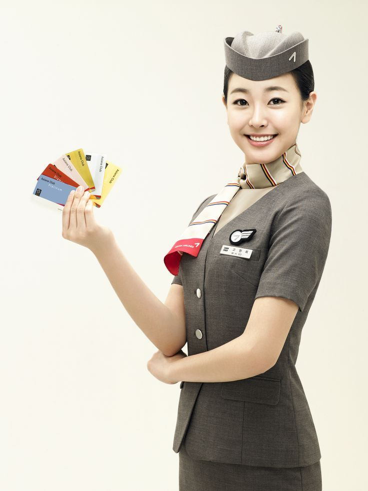 ASIANA AIRLINES Flight Attendant uniform Pinterest Flight - air france flight attendant sample resume