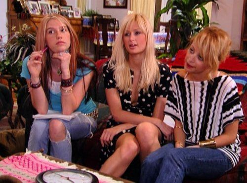 Kesha On The Simple Life With Nicole Richie And Paris Hilton Paris And Nicole Ke Ha Simple Life