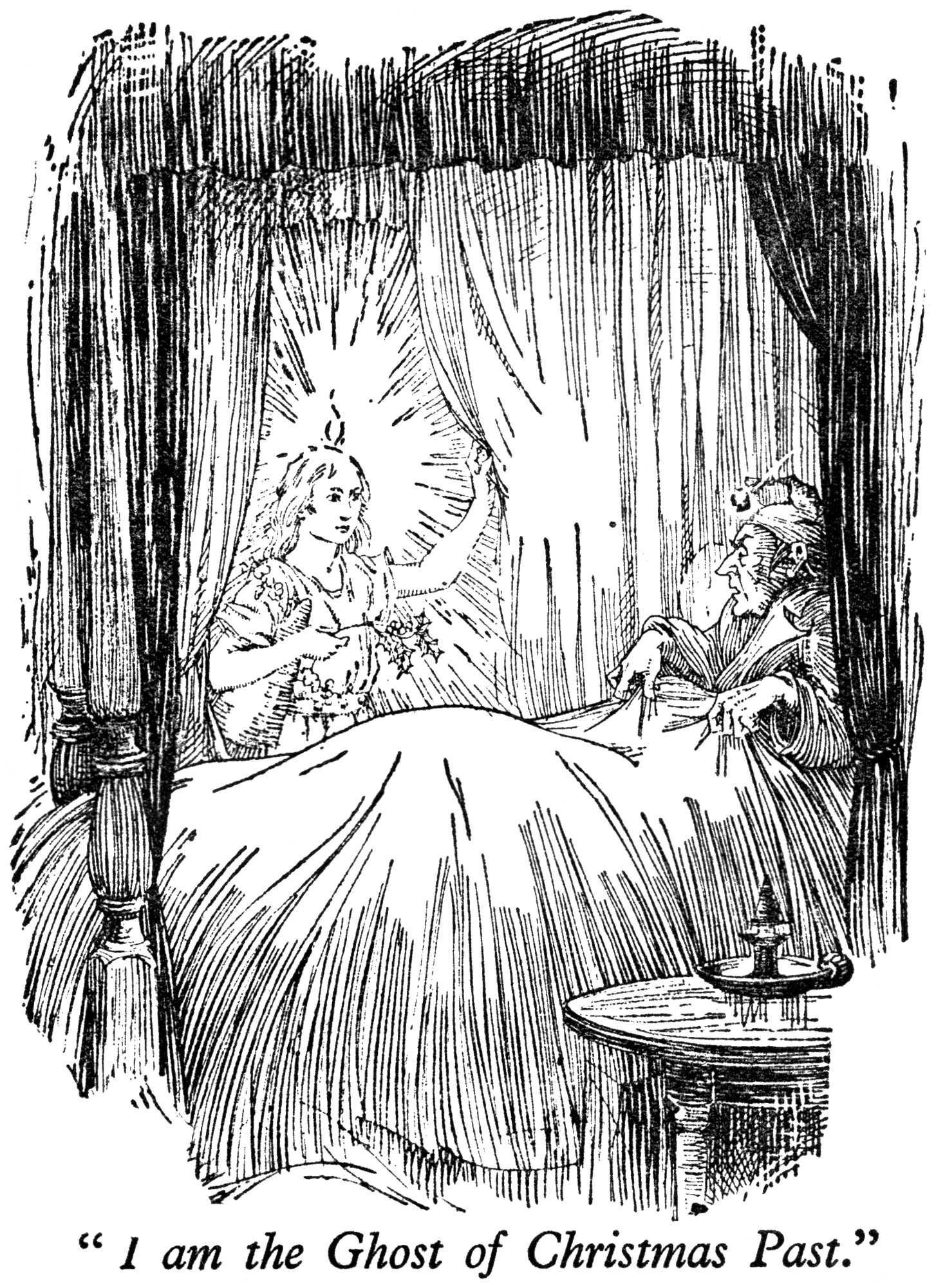 Free Coloring Pages Download Grandmas Graphics Dickens A Christmas Carol Of