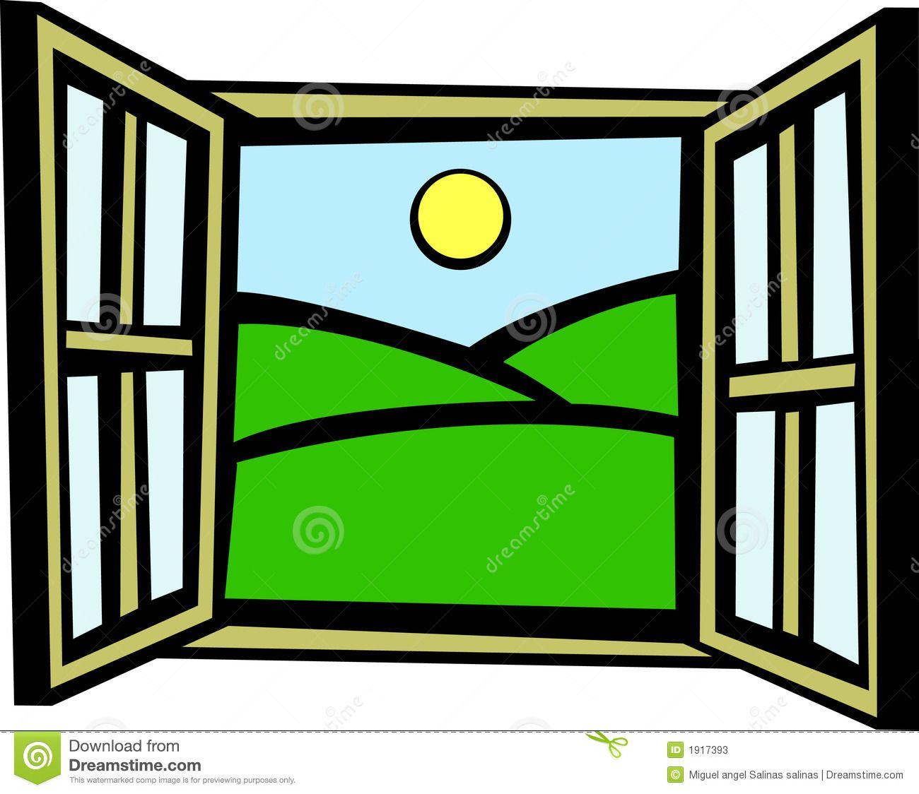 Window Clipart Outside Window in 2020 Window clipart