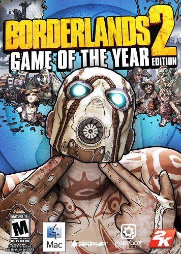 Borderlands 2 Game Of The Year Edition Mac Online Game Code Http Battlefield4ps4 Com Borderlands 2 Game Of The Year Editio Jogos Ps3 Borderlands Jogos