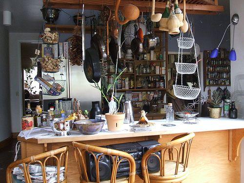 hippy kitchens bohemian kitchen hippie kitchen homey on kitchen decor hippie id=47690