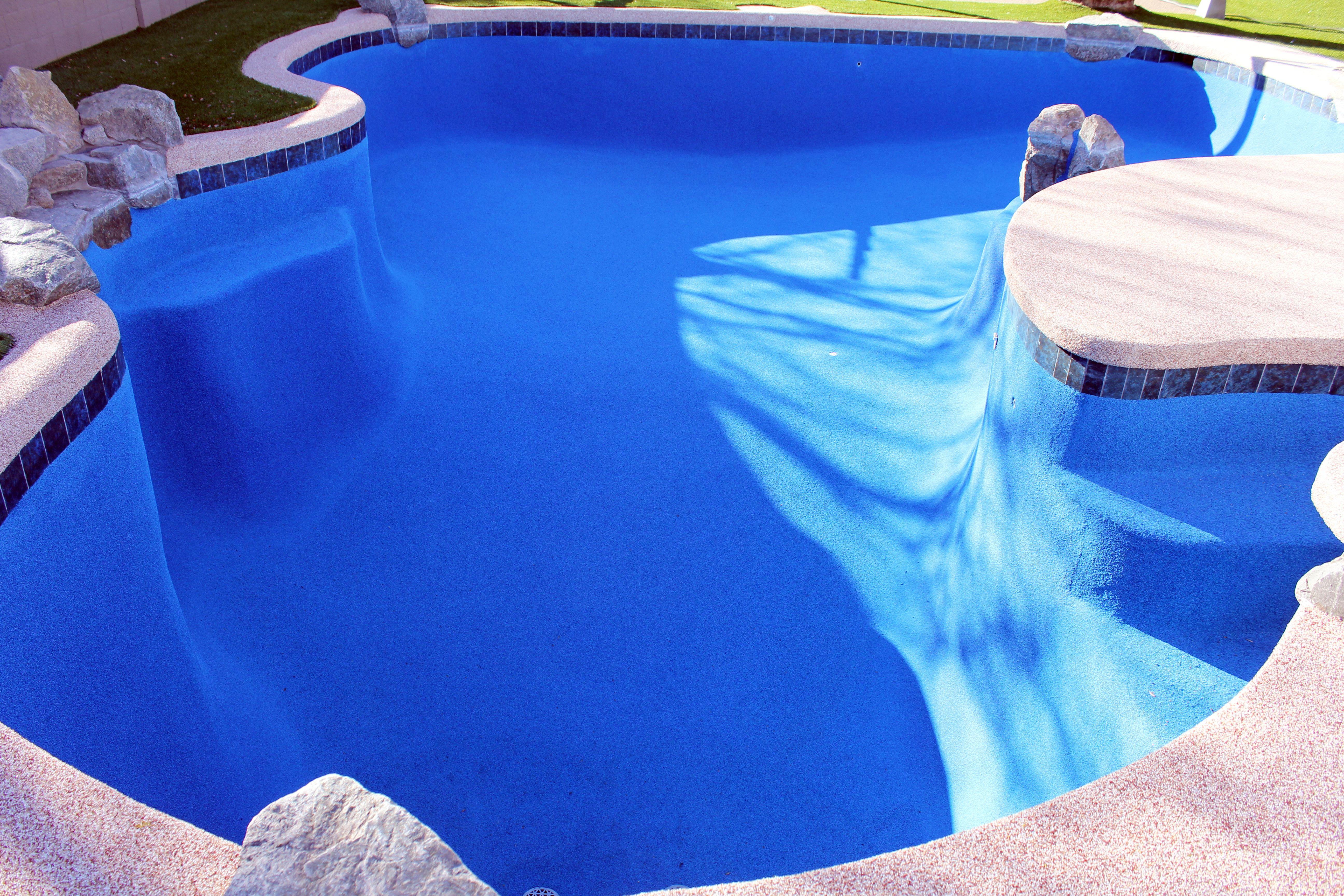 Rebound Pool Surface With Rebound Pool Deck Pool And Deck