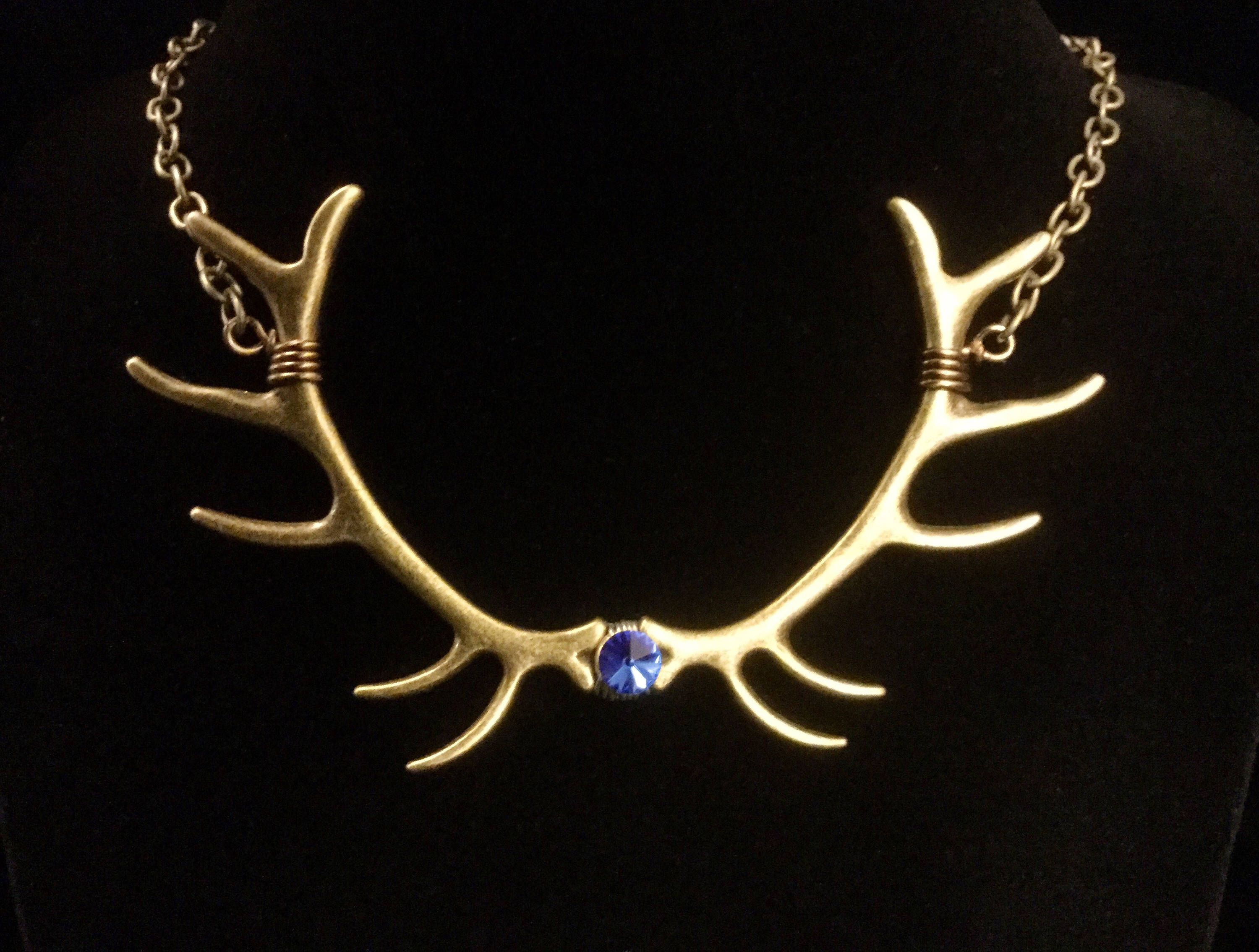 antler products fullsizerender deer pendant made necklace