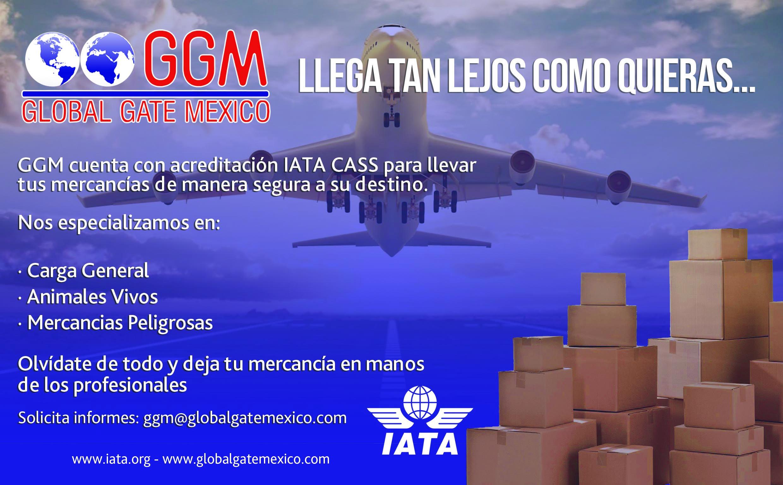 Acreditados en IATA