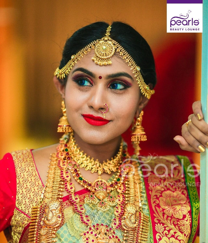 Best Makeup Artist in Chennai for Wedding Indische braut