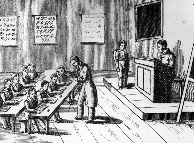 I chose this picture because shows 11 Ways School Was very  Different in the 1800s because that it looks Different that this school.
