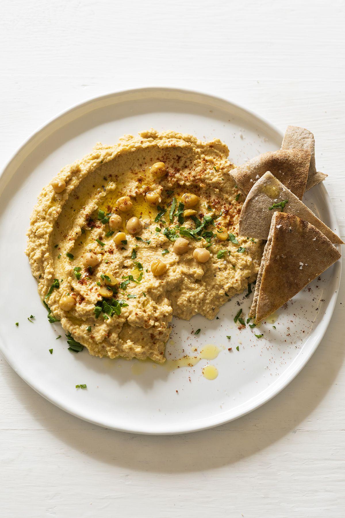 Los 9 Pasos Para Hacer El Mejor Hummus Enmicasa Com En 2020 Recetas Para Cocinar Hummus Recetas De Comida