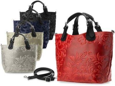 Shopper Bag Torebka Damska Zarka Skora Naturalna 6078635710 Oficjalne Archiwum Allegro Tote Bag Tote Bags