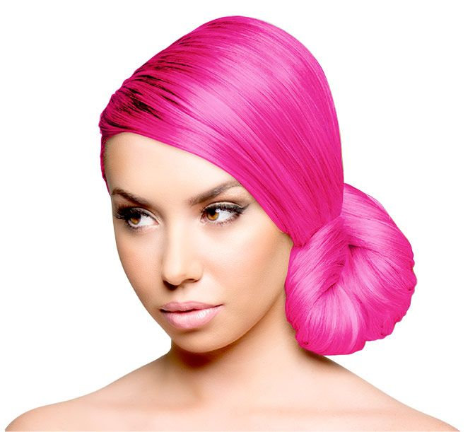 Magenta Mania by Sparks | COLOR! | Pinterest | Bright hair, Pink ...
