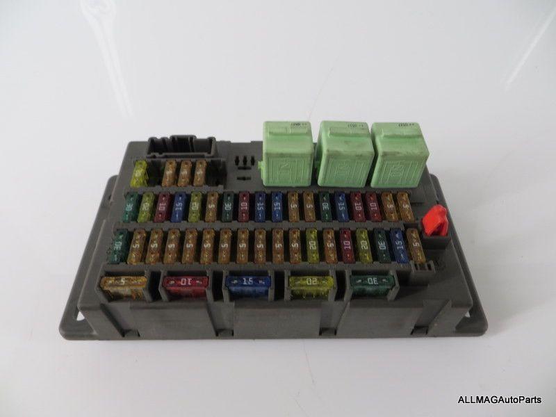 20022005 Mini Cooper Interior Fuse Box 16 61136906600 R50 R52 R53 Rhpinterestcouk: 2005 Mini Cooper Fuse Box Location At Gmaili.net