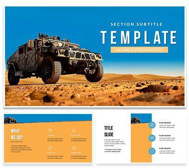 Military hummer powerpoint templates toneelgroepblik Choice Image