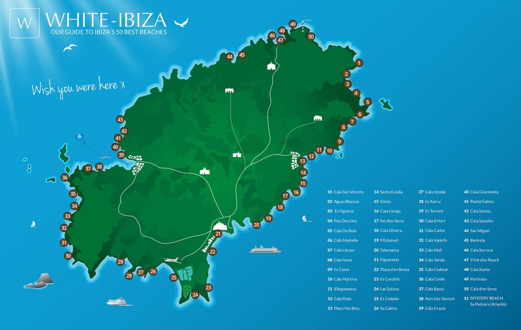 Our tried and tested guide to the best Ibiza beaches | Ibiza | Ibiza ...