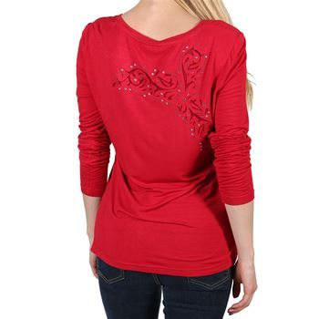Ariat Women's Scroll Embroidered Long Sleeve Shirt