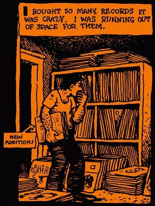 Poll How Old Are You Record Collectors Robert Crumb Vinyl Vinyl Music