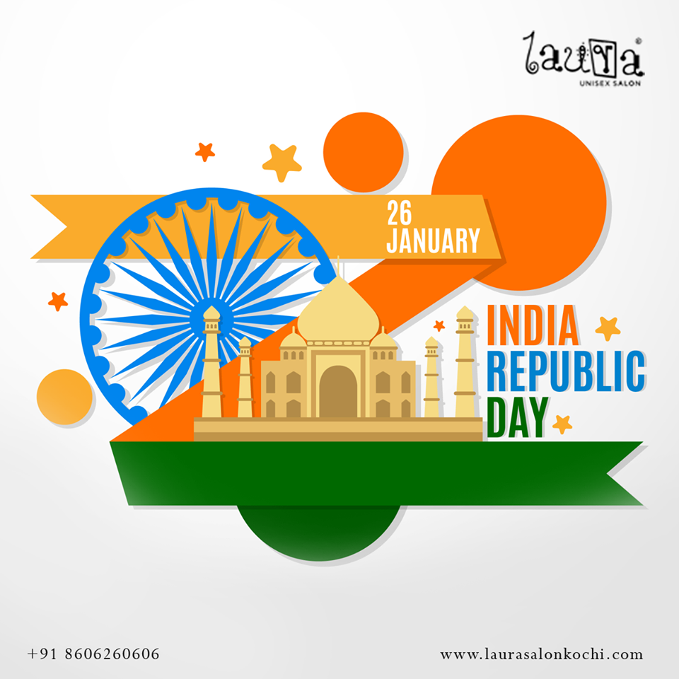 Pin By Lauracochin On Laura Unisex Salon Republic Day Poster On Independence Day Day