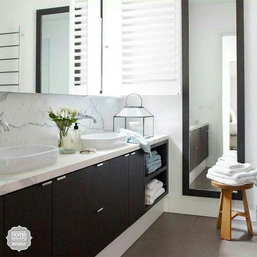 Marble Highlights Home Beautiful Magazine Australia Bathroom