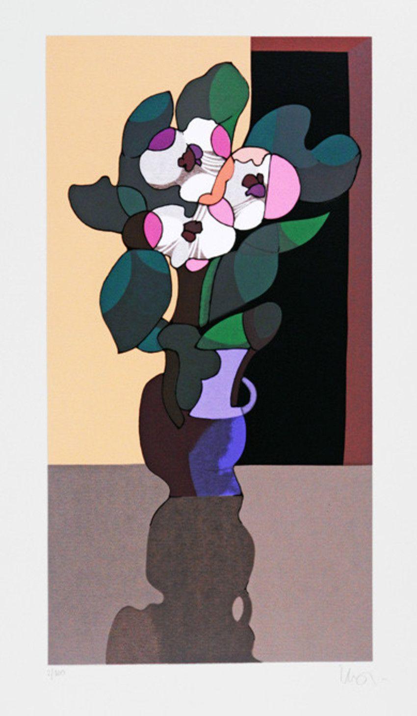 Inos Corradin - Serigrafia 60x41 cm - Gravurarte