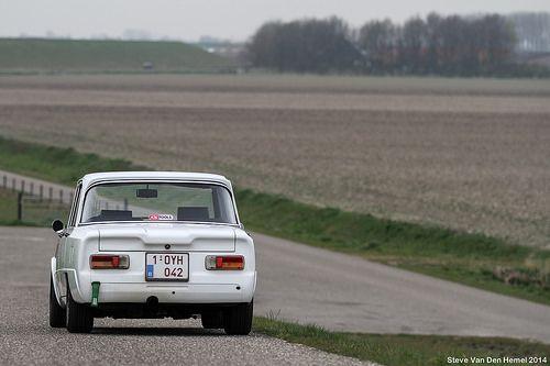 Alfa Romeo Giulia TI Super