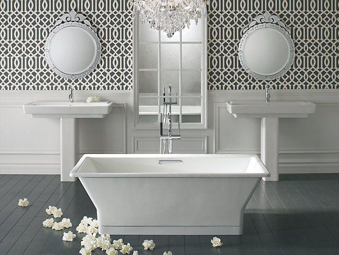 Kohler Reve Tub With Images Bathroom Trends