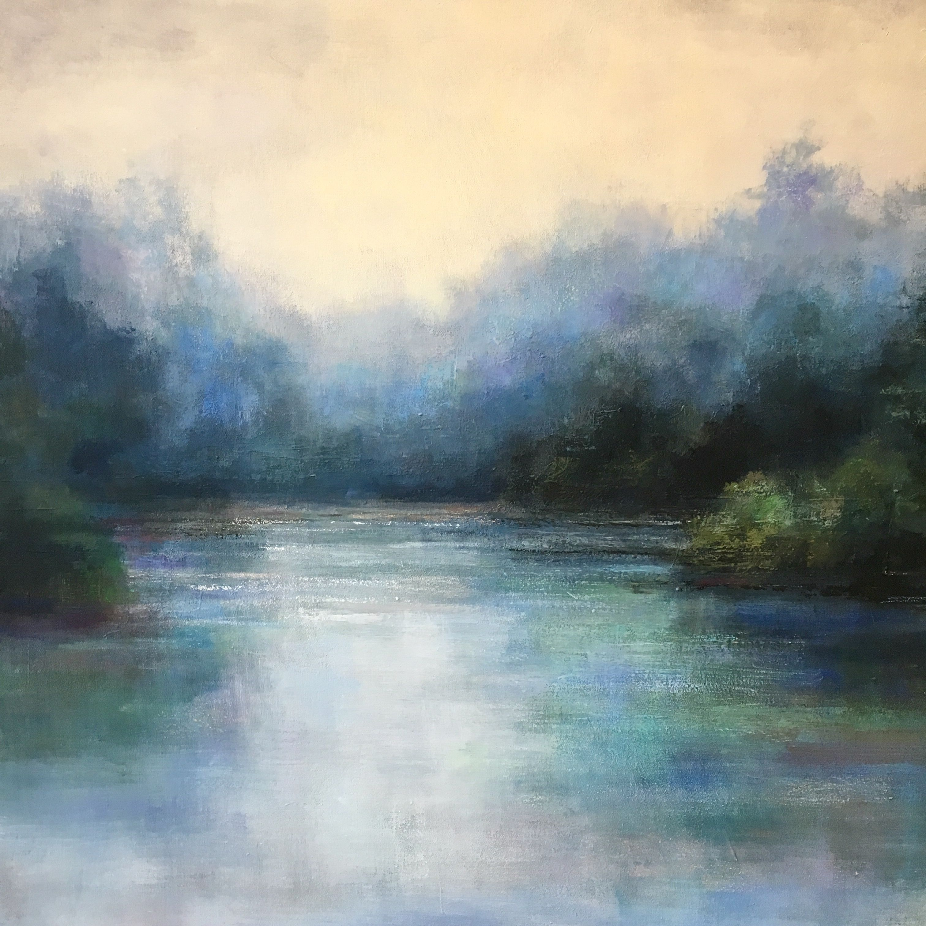 Awh I Landscape Paintings Acrylic Abstract Landscape Painting Abstract Art Landscape