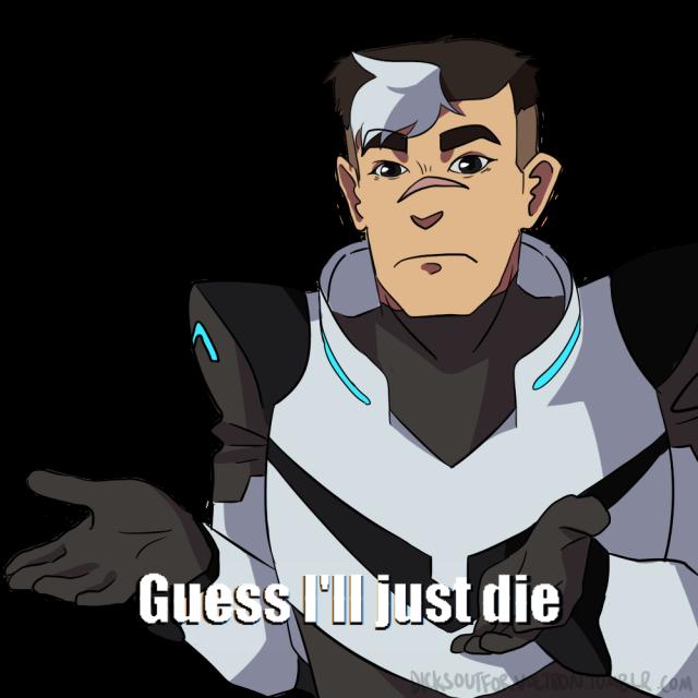Guess Ill Die Meme Generator