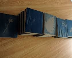 Image result for cyanotype on ceramic
