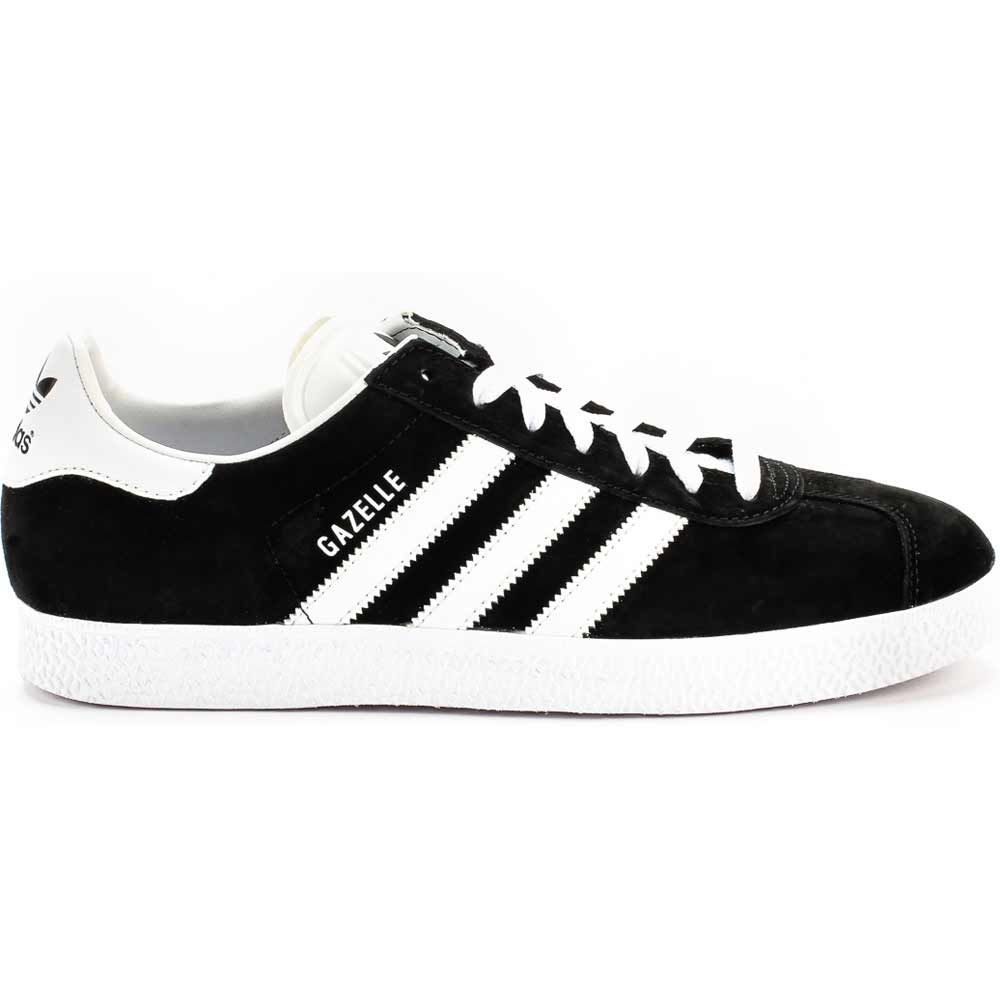 adidas gazelle 2 black and white