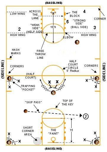Basketball Court Dimensions Basketball Drills Basketball Workouts Basketball Skills