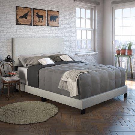 Home Bed Frame Platform Bed Frame Upholstered Platform Bed