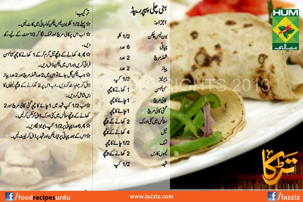 Chicken Food Recipes In Urdu Google Search Recipes
