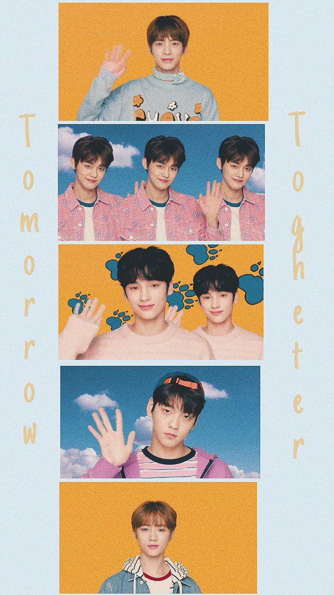 "iPhone Wallpapers HD from Uploaded by user, TXT (TOMORROW X TOGETHER) MV ""CROWN""(투모로우바이투게더) K-pop SooBin Huening Kai  Yeonjun Wallpaper lockscre TXT (TOMORROW X TOGETHER) MV ""CROWN""(투모로우바이투게더) K-pop SooBin Huening Kai  Yeonjun Wallpaper lockscreen Fondo de pantalla HD iPhone"