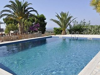 Wonderful villa with private pool, terrace and sea view