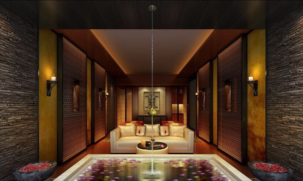 Thai Massage Spa Design - Google Search | Thai Massage Spa Design ... Modernes Design Spa Hotel